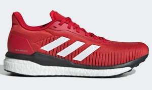 Mens Adidas Solar Drive 19 Shoes Scarlet/Cloud White/Core Black - £42.47 with discount code (£39.98 with student discount Unidays) at adidas