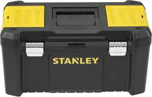 """Stanley 19"""" tool box with metal clamps £10 @ Amazon (Business Account)"""
