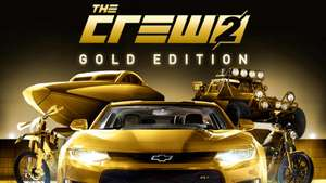 The Crew 2 Gold Edition (PC) - £14.99 @ Epic games (£4.99 with voucher)
