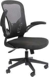 Requena Ergonomic Desk Chair, Mesh Chair with Flip-up Armrest 56.99 @ Amazon Dispatched from and sold by Oaklands Technology Ltd