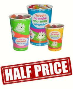 CandyKing Pick & Mix Sweets Half Price From £1 between 28th May - 3rd June @ Wilko