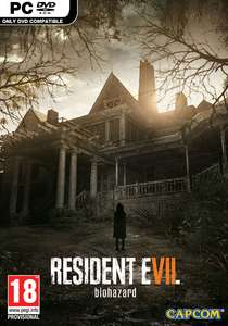 RESIDENT EVIL 7 biohazard STEAM Key. £5.30 @ Gamesplanet +Free game (Call of Juarez: Bound in Blood) at checkout