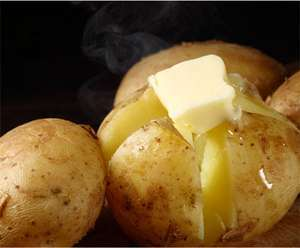 Baking Potatoes 5kg - £1.64 (Instore - National Offer) (Members Only) @ Costco