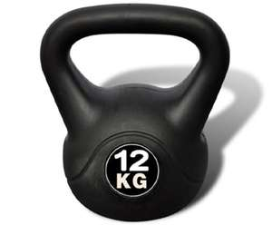 Bench Kettlebell 12kg - £10.78 (Instore - National Offer) (Members Only) @ Costco
