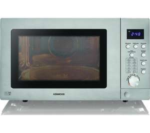 KENWOODK25CSS19 Combination Microwave – Silver - £124 @ Curry's PC World