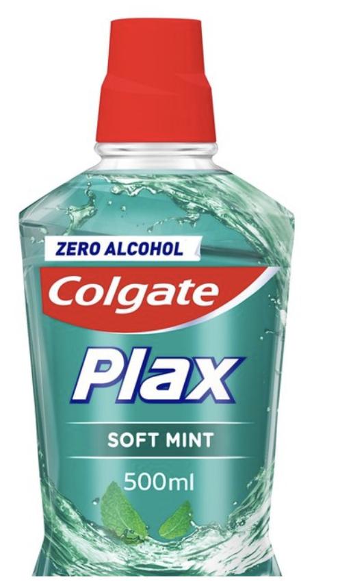 Colgate Plax Soft Mint Mouthwash with CPC 500ml - £2 @ Morrisons