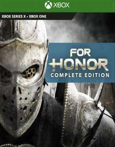 For Honor complete Edition (Xbox One) - £19.99 @ CDKeys