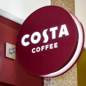 Free Costa Coffee or Gift it to someone else (24/05 - 30/05) @ Vodafone VeryMe Rewards