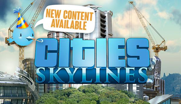 Cities Skylines Steam £2.49 @ cdkeys