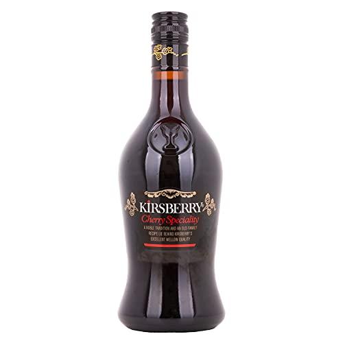Kirsberry Cherry Specialty Liqueur, 70 cl - £6.52 (+£4.49 Non-Prime) @ Amazon