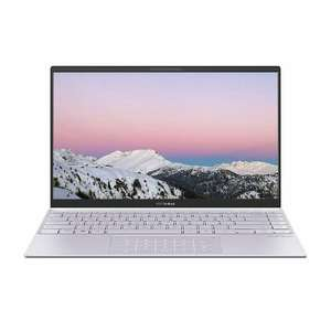 """ASUS ZenBook 14"""" FHD IPS Ryzen 5 4500U 256 SSD 8GB RAM Lilac Laptop - £549.99 (Free click and collect) at Argos"""