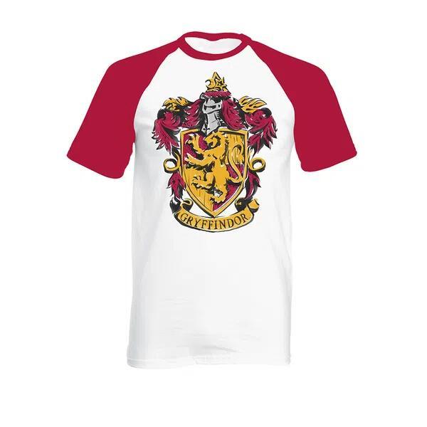 Harry Potter: T-Shirt: Gryffindor House Crest - £5.99 Delivered at Forbidden Planet