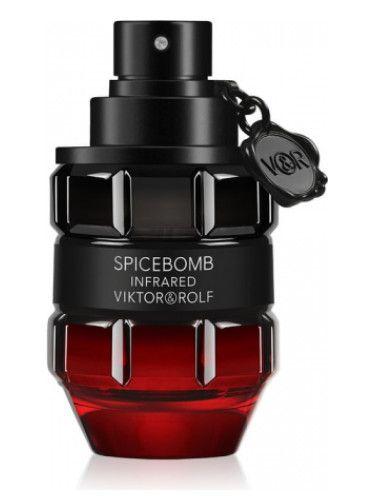 Free Viktor & Rolf SPICEBOMB INFRARED perfume sample @ SoPost