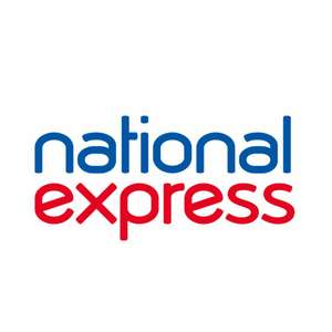 Fares from 90p on selected competition corridors with no booking fee (account needed) @ National Express