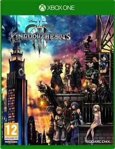 Kingdom Hearts 3 (Xbox One) £5.99 / Middle Earth Shadow of War (Xbox One) £2.99 Delivered @ uk-tech-spares via eBay