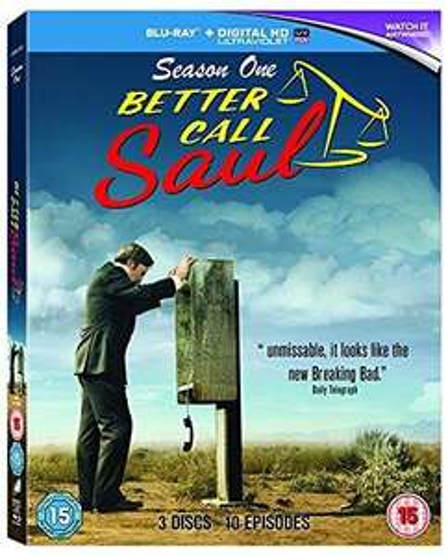 Better Call Saul Season 1 (Blu-ray) £2.40 Delivered @ Rarewaves