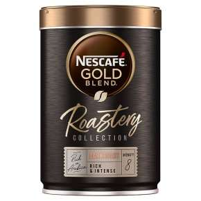 Nescafe Gold Blend Roastery Collection Dark Roast Instant Coffee 100g at Waitrose - £2.50