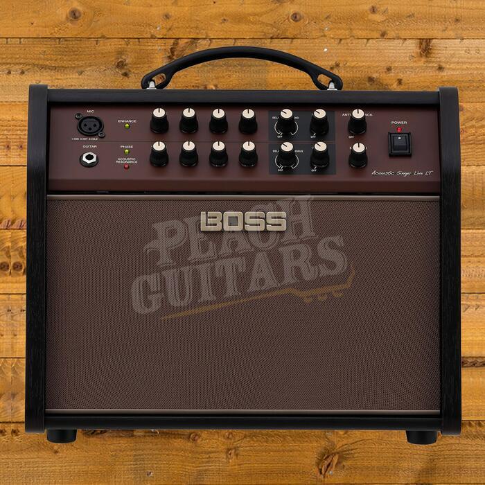 Boss Acoustic Singer Live LT 60W Amp - £275 Delivered (UK Mainland) @ Peach Guitars