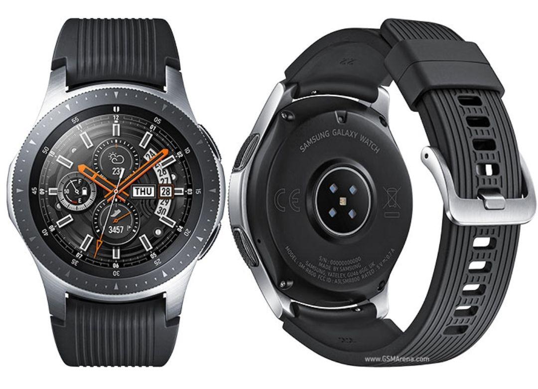 Samsung Galaxy Watch SM-R800F Bluetooth 46mm Smart Watch - £79.99 In Refurbished Grade B Condition @ Pacific.communications/Ebay