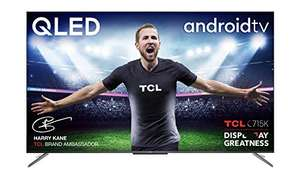 TCL 55C715K 55 Inch QLED Television £448.80 at Amazon