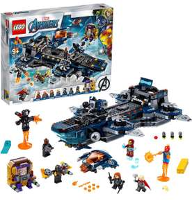 Super Heroes LEGO 76153 Marvel Avengers Helicarrier Toy with Iron Man, Thor & Captain Marvel £76.97 at Amazon