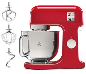 Kenwood kMix Stand Mixer (KMX750AR) in Red + 5 year guarantee - £234.99 delivered (Members Only) @ Costco