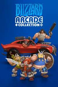 PlayStation Blizzard Arcade Collection PS4. The Lost Vikings, Rock N Roll Racing, Blackthorne, Lost Vikings 2, RPM Racing £12.74 PSN Store