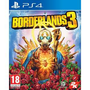 [PS4] Borderlands 3 - £8.95 delivered @ The Game Collection