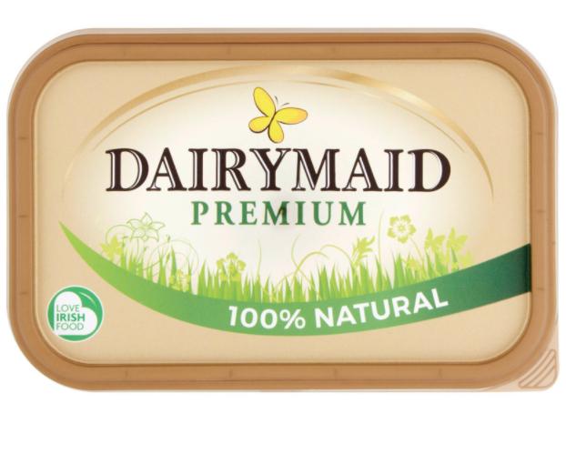 Dairy Maid Premium Spread 454g 49p Farmfoods Castle Bromwich