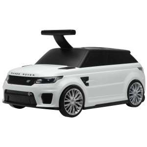 Range Rover 2 in 1 Suitcase and Ride On - White £26.99 Free Click & Collect / + £3.95 @ Ryman