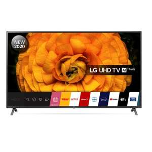 """LG 86UN85006LA.AEK 86"""" Inch LED 4K Smart Television With Google Assistant and Alexa Assistant Built In £1598 @ Marks Electricals"""