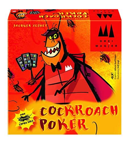 Coiledspring Cockroach Poker Card Game £5.04 + £4.49 NP @ Amazon