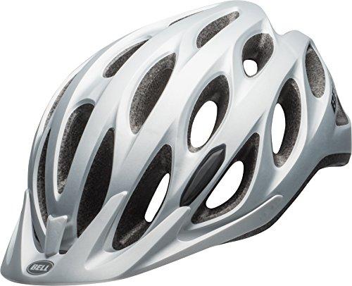 Bell Tracker Cycle Helmet (Matt Silver) £13.90 (+£4.49 Non Prime) @ Amazon