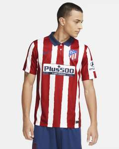 Atlético football shirt 2020/2021 (various sizes) £29.38 with code @ Nike