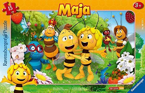 Ravensburger - World of Biene Maja Puzzle 15 pieces £1.88 + £4.49 Non Prime @ Amazon