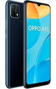 OPPO A15 Smartphone, 6.5 Inch HD+ Display, 4230 mAh - £68.53 (UK Mainland Delivery) Sold by Amazon EU @ Amazon