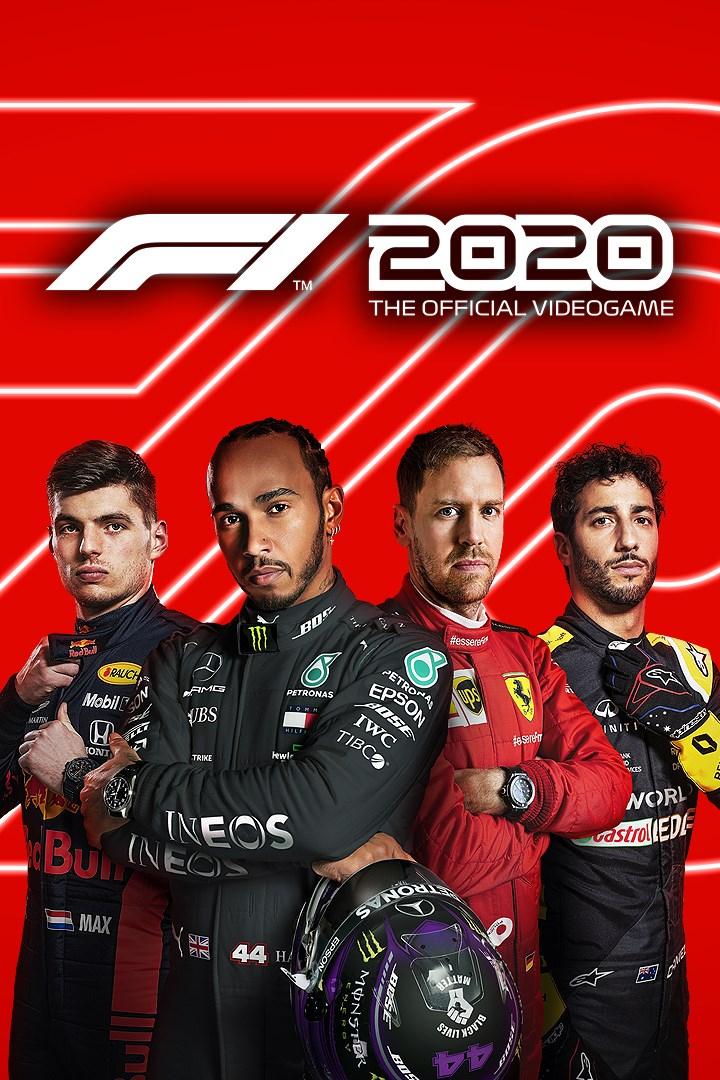 F1 2020 xbox one £13.74 Microsoft Store