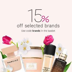 Extra 15% Off selected Fragrance & Make-Up brands using code: MAC, Bvlgari etc. e.g. Montblanc Legend EDT 200ml £32.30 delivered @ Notino