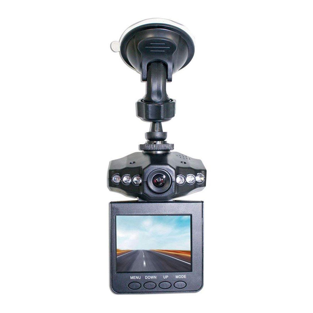 "Viz 2.5"" HD Car Dash Cam Camera with Kodak 32GB micro-SD Card - £16.79 Delivered @ Scan"
