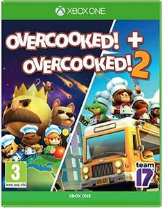 [Xbox One/Series S|X] Overcooked! + Overcooked! 2 - £7.49 with Gold @ Microsoft Store