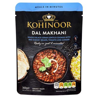 Ready cooked Kohinoor Dal makhani 65p at Asda Birmingham
