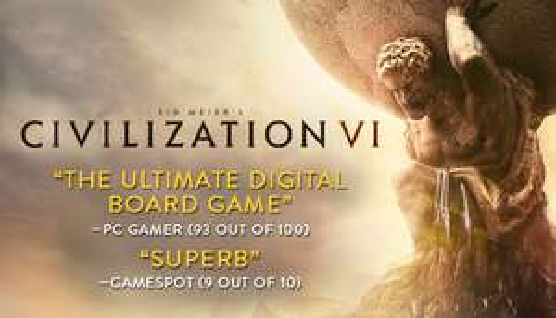 Sid Meier's Civilization® VI - £12.49 at Steam Store