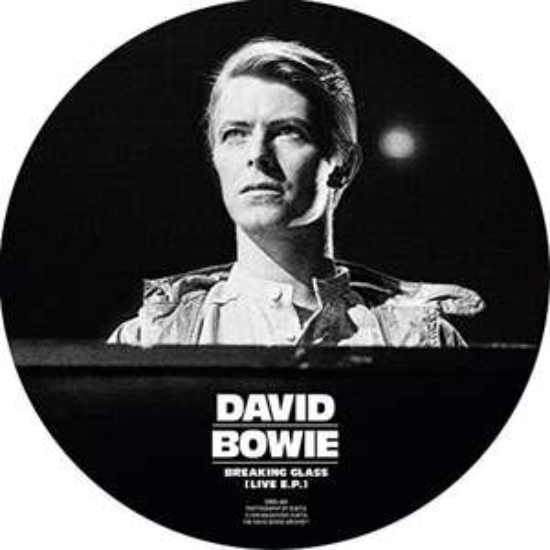 "Breaking Glass E.P (40th Anniversary) (7"" Picture Disc) [VINYL] EP, Picture disc David Bowie £5.10 (Prime) + £2.99 (non Prime) at Amazon"