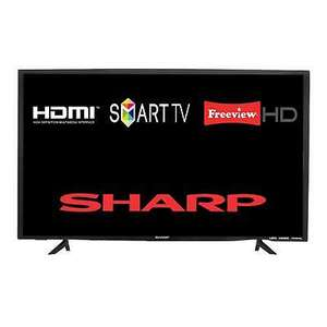"""Refurbished Sharp 32BC2KO 1T-C32BC2KO1FB 32"""" Smart LED HD TV With Freeview Play Tuner - £142 Delivered @ Tesco Outlet eBay"""