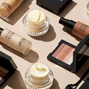 20% off sitewide (no minimum spend) using discount code + Free Standard Delivery & Returns + Free Sample @ Bobbi Brown