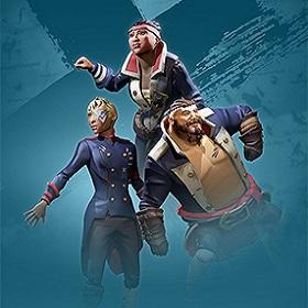 Sea of Thieves - Escapades Emote Pack (Xbox / PC) @ Amazon Prime Gaming