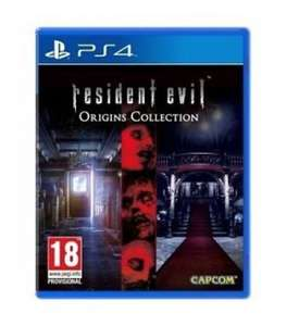 Resident Evil Origins Collection (PS4) £12.03 @ The Gamery