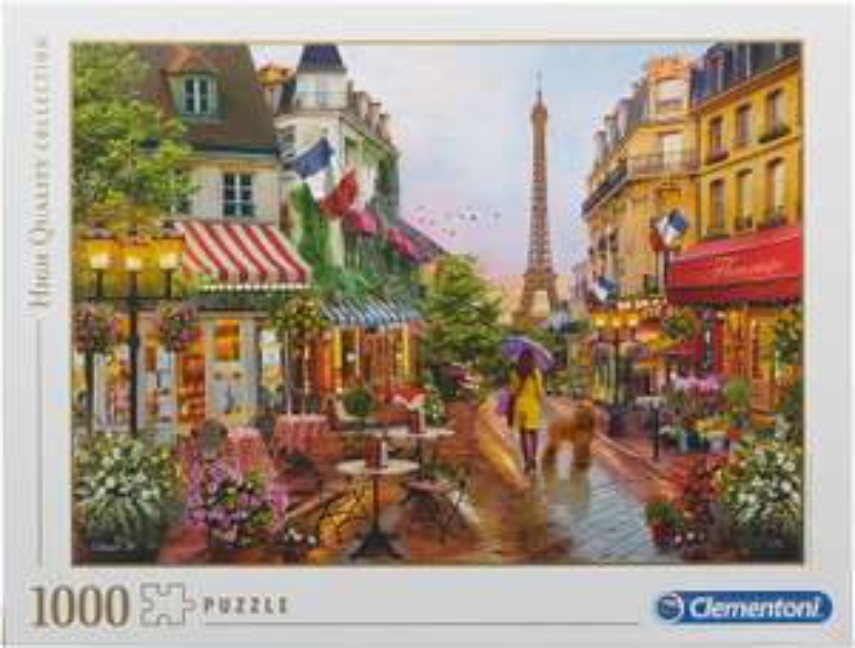 Various Clemontini Jigsaws 1000 pieces (Min. quantity: 4) - £3 each / £12 Prime / +£4.49 non Prime @ Amazon