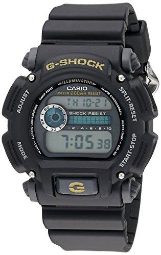 Casio G-Shock Alarm Stopwatch Digital Sport Watch, £47.40 (UK Mainland) sold by Amazon US at Amazon