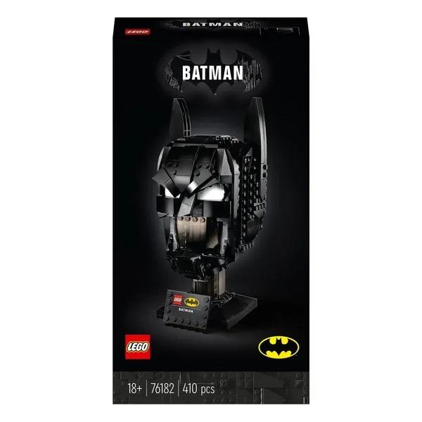 LEGO 76182 DC Batman Cowl Mask £41.99 Delivered at Hamleys